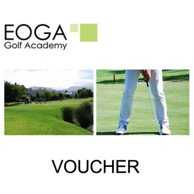 EOGA Golf Academy Voucher