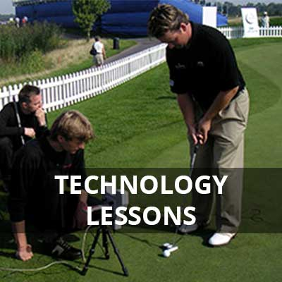 Technology at EOGA Golf Academy