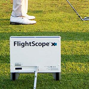 FlightScope X2 at EOGA Golf Academy Steenberg