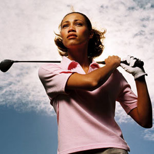EOGA Golf Academy Ladies Golf Packages