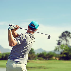 EOGA Golf Academy Men's Golf Packages